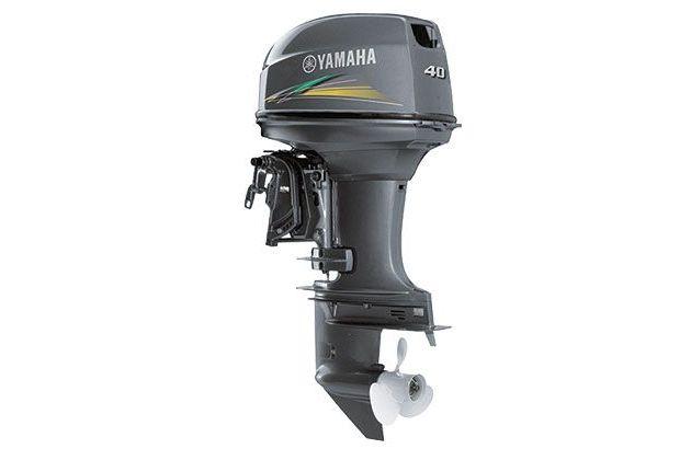Yamaha 40 AWS