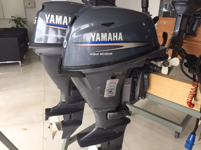MOTOR YAMAHA 20 HP 4 TEMPOS ( 2009 )