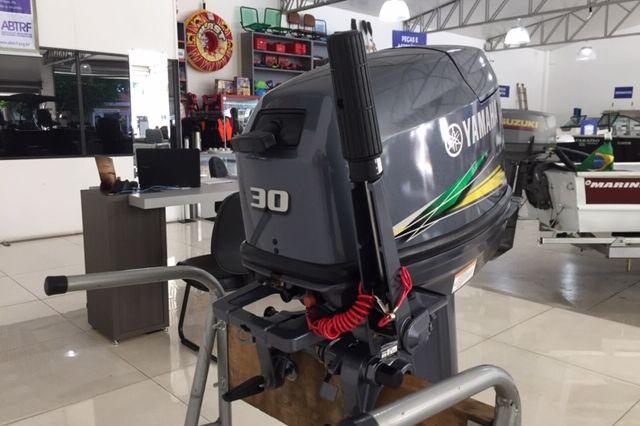 MOTOR 30 HP YAMAHA  - 2 TEMPOS ( 2018 )