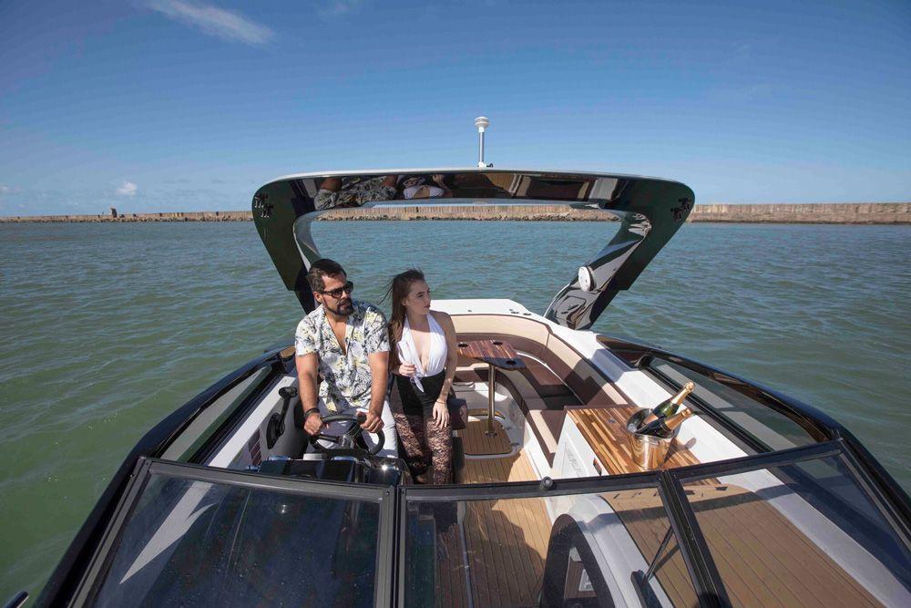 Lancha NX Boats NX260 Challenger