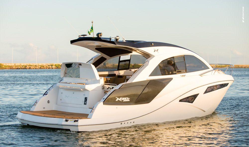 Lancha NX Boats NX380 HT Horizon