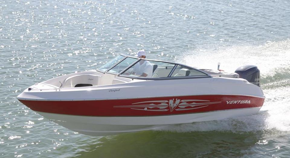 Lancha Ventura V195