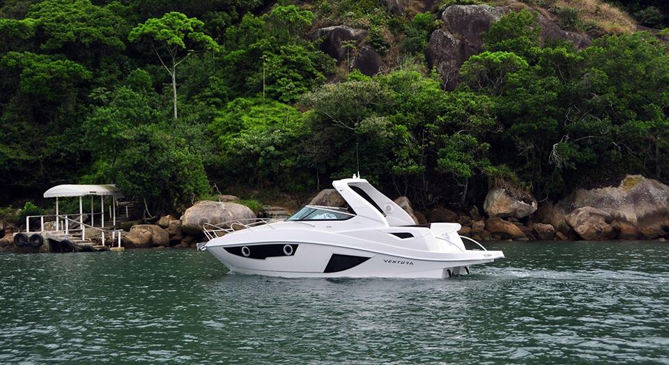 Lancha Ventura V300