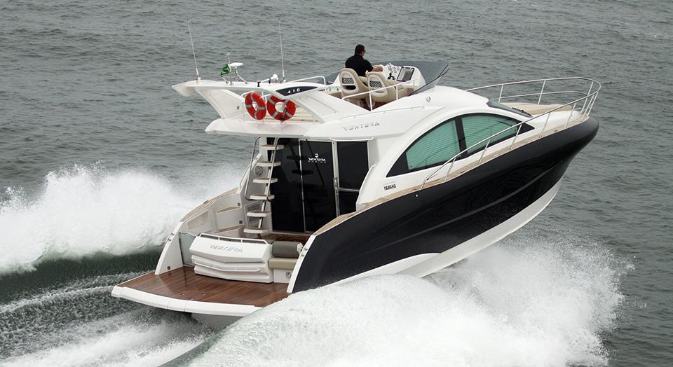 Lancha Ventura V410
