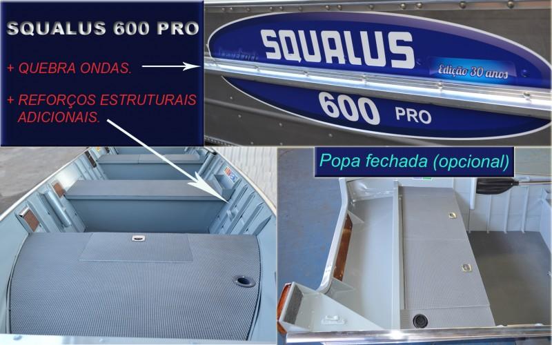 Barco Levefort SQUALUS