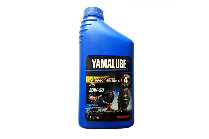 Óleo Yamalube 4T Náutico SAE 20W50