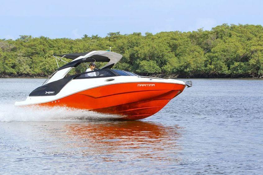 Lancha NX Boats NX250