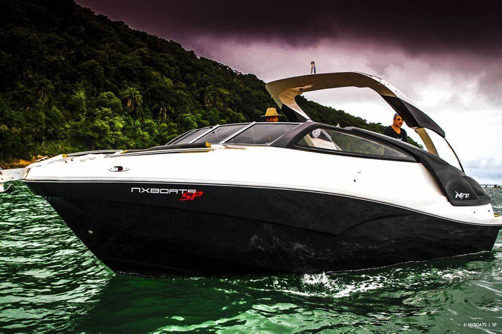 Lancha NX Boats NX270