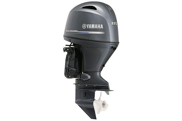 MOTOR YAMAHA F115 BETL / BETX