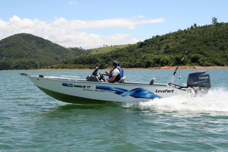 Lancha Levefort MARAJÓ FISHING MACHINE