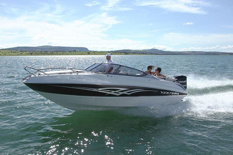 Lancha Ventura V215