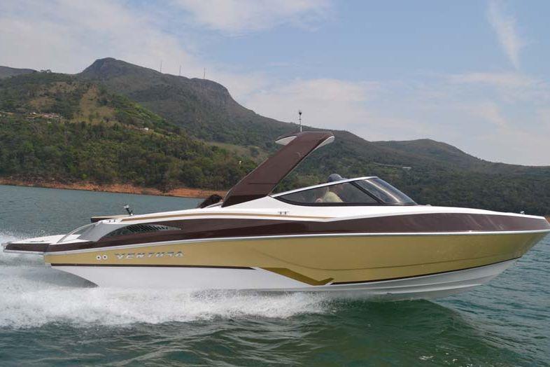 Lancha Ventura V250