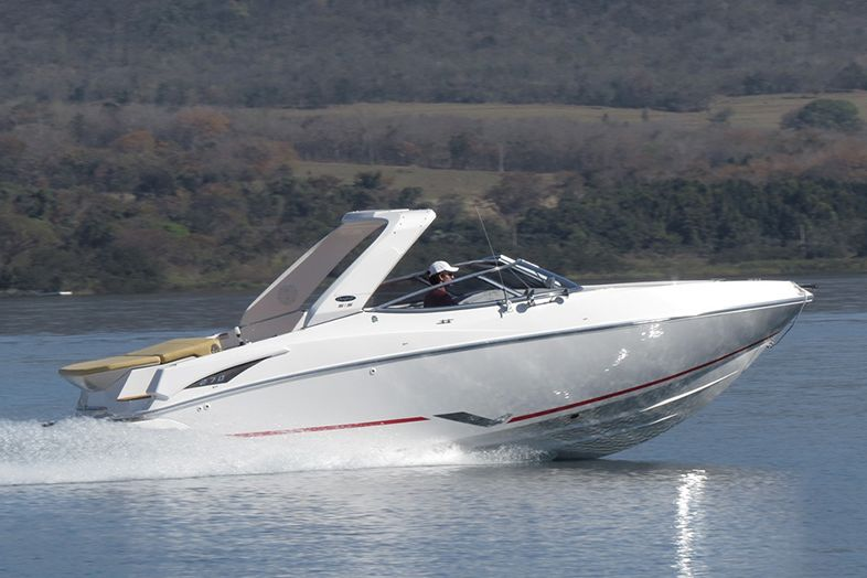 Lancha Ventura V270